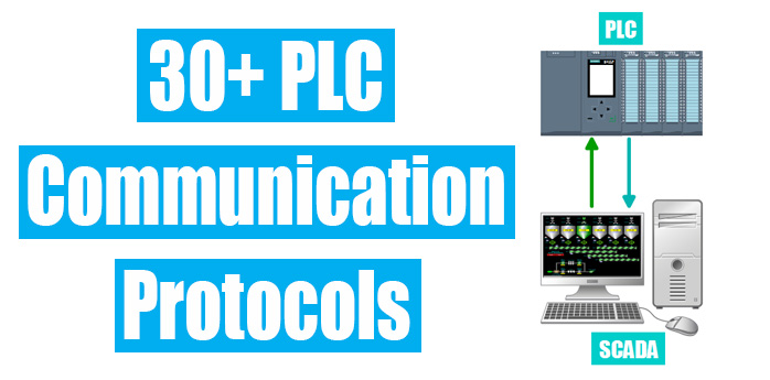 PLC Communication Protocols