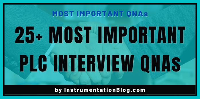 PLC Interview Questions