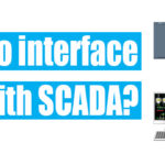 interface plc with scada