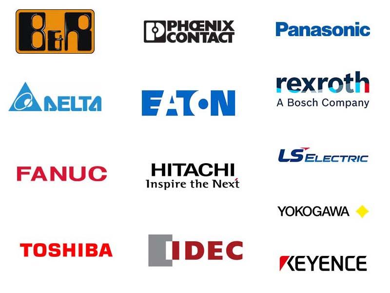 PLC Brands List
